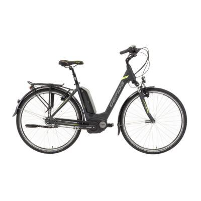 """Gepida REPTILA 1000 NEXUS 8 28"""" 2019 női E-bike matt fekete"""