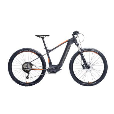 "Gepida RUGA DEORE 10 POWERTUBE 27,5"" 2019 férfi E-bike matt fekete-narancs"