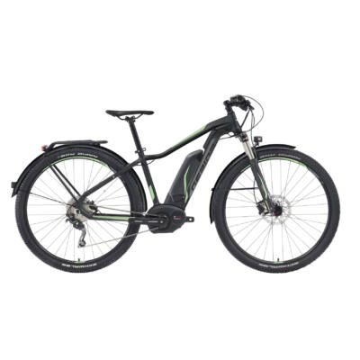 "Gepida BERIG DEORE 10 27,5"" 2019 férfi E-bike matt fekete"