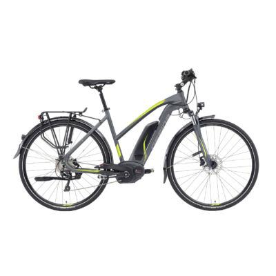 """Gepida ALBOIN SLX 10 28"""" 2019 női E-bike matt grafit"""
