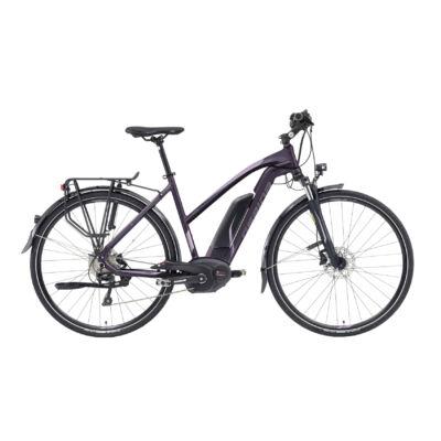 """Gepida ALBOIN SLX 10 28"""" 2019 női E-bike matt lila"""