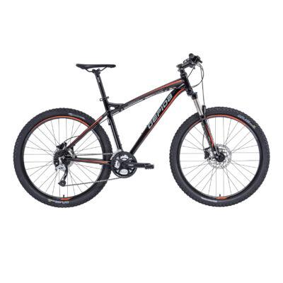 Gepida SIRMIUM 27,5'' 2019 férfi Mountain Bike matt fekete