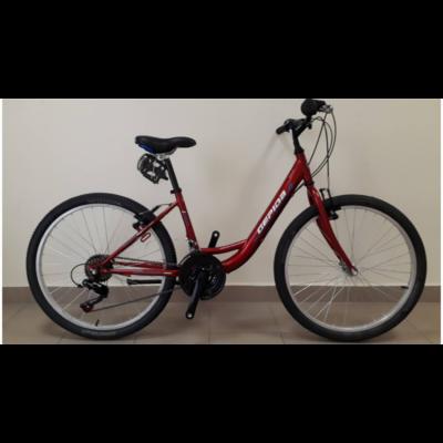 """Gepida GILPIL 50  W 24"""" 2020 Gyerek Kerékpár burgundivörös"""