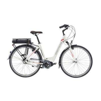 Gepida CRISIA NEXUS 7C BAF-M 2020 női E-bike matt gyöngyház fehér