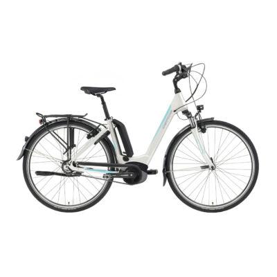 Gepida REPTILA 1000 NEXUS 7C 2020 női E-bike matt gyöngyfehér