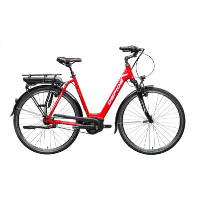Gepida REPTILA 1000 NEXUS 7C RT 2020 női E-bike matt málna
