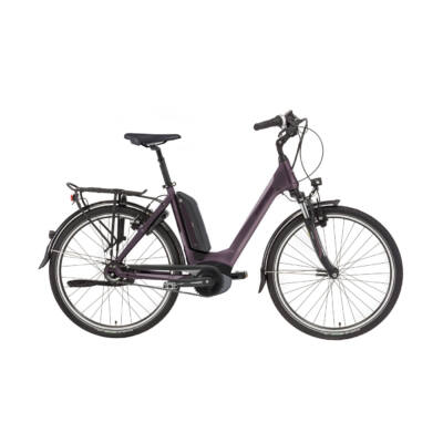 Gepida REPTILA 900 NEXUS 8C 2020 női E-bike matt sötétlila