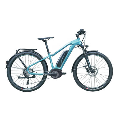 "Gepida BERIG DEORE 10 27,5"" 2020 férfi E-bike matt acélkék"