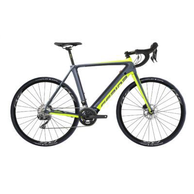 Gepida CASSIS PRO ULTEGRA DI2 11 2020 férfi E-bike matt grafit-matt lime