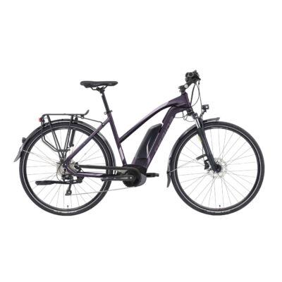 Gepida ALBOIN LS ALIVIO 9 2020 női E-bike matt sötétlila