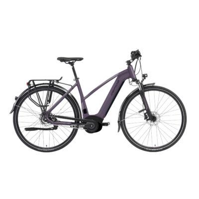 Gepida ALBOIN CURVE LS ALFINE 8 2020 női E-bike matt sötétlila