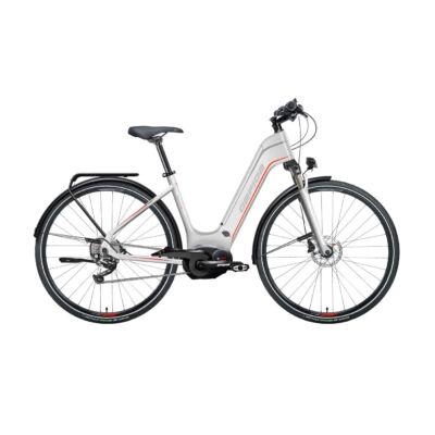 Gepida BONUM PRO SLX 10 2020 női E-bike matt gyöngyház fehér