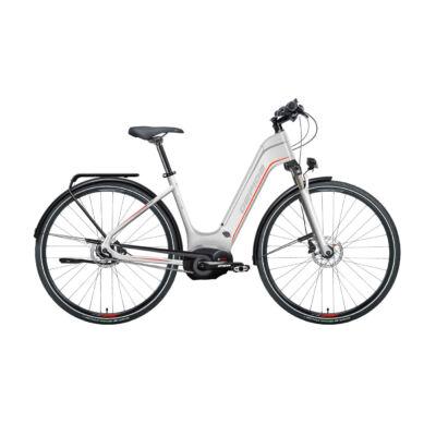 Gepida BONUM PRO NEXUS 8 2020 női E-bike matt gyöngyház fehér
