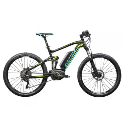 Gepida ASGARD 1000 FS RACE MTB 650B Performance CX (500Wh) 2017 E-bike