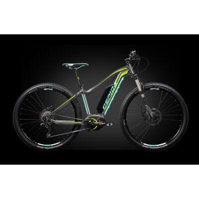 """Gepida ASGARD 1000 MTB 29"""" Performance CX (500Wh) 2017 E-bike"""