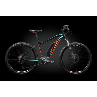 Gepida ASGARD 1000 MTB 650B Performance CX (500Wh) 2017 E-bike