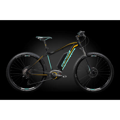 Gepida RUGA 1000 MTB 650B Performance (400 Wh) 2017 E-bike