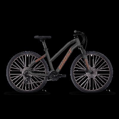"Ghost SQUARE CROSS 7 28"" 2017 női Cross Kerékpár"