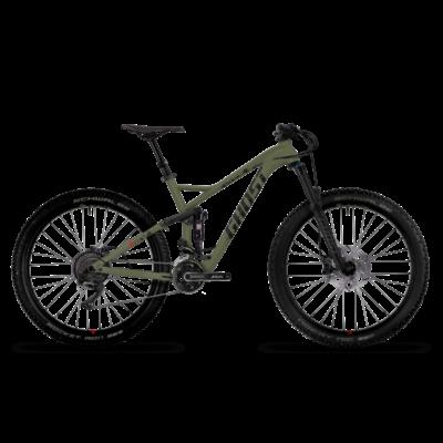 "Ghost HAMR 6 27,5+"" 2017 Fully Mountain Bike"