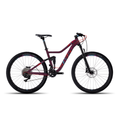 "Ghost LANAO FS 5 27,5"" 2017 női Fully Mountain Bike"