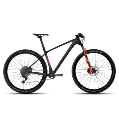 """Ghost LECTOR 9 UC 29"""" 2017 Carbon Mountain Bike"""