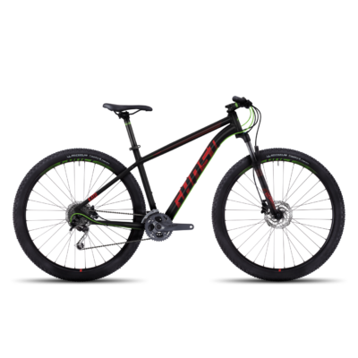 "Ghost KATO 4 29"" 2017 Mountain Bike black/red/green"