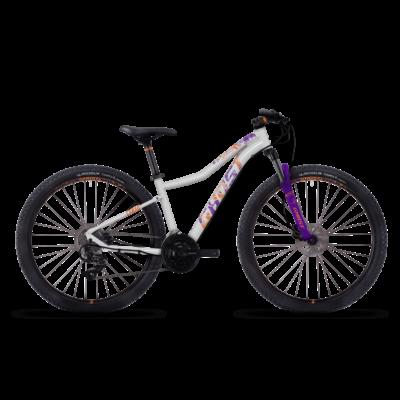 """Ghost LANAO 1 29"""" 2017 női Mountain Bike white/violet/orange"""