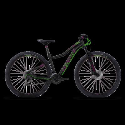 "Ghost LANAO 3 29"" 2017 női Mountain Bike black/green/pink"