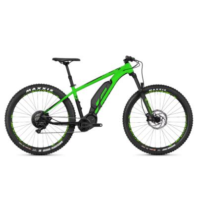 Ghost HYB Kato S4.7+ 2018 férfi E-bike zöld-fekete