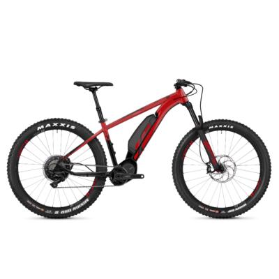 Ghost HYB Kato S6.7+ 2018 férfi E-bike fekete-piros
