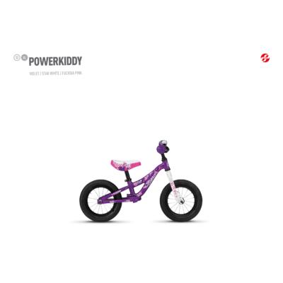 Ghost Powerkiddy AL 12 2020 Futókerékpár lila