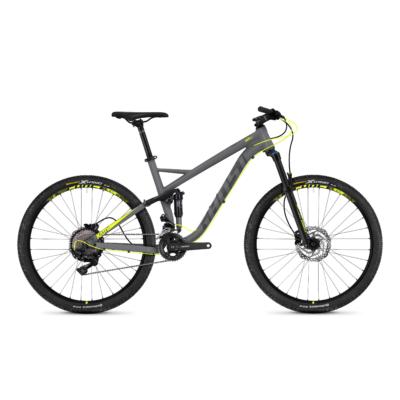 Ghost Kato FS 3.7 2018 férfi Fully Mountain Bike szürke-sárga