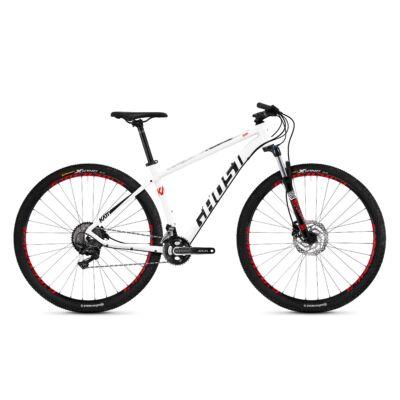 Ghost Kato 7.9 AL U 2019 férfi Mountain Bike white-black-red