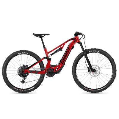 Ghost Hybride ASX 6.7+ 2020 férfi E-bike riot red / jet black