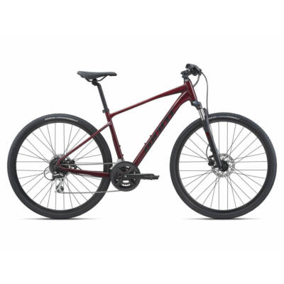 Giant Roam 3 Disc 2021 férfi Cross Kerékpár  garnet