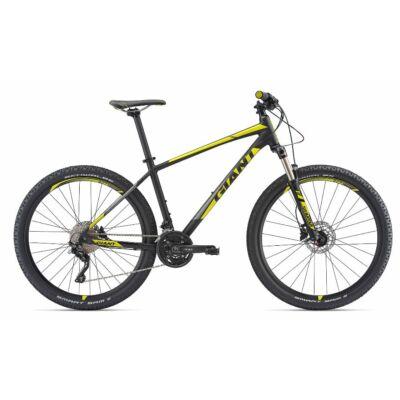 Giant Talon 1 GE 2018 férfi mountain bike mattfekete/sárga