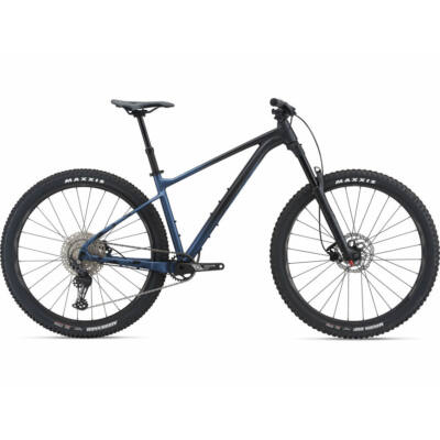 Giant Fathom 29 2 2021 férfi Mountain Bike Black/Blue Ashes