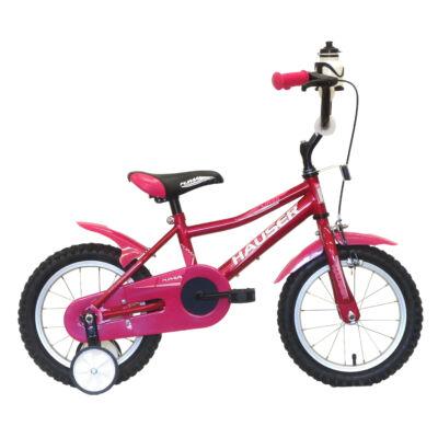 """Hauser BMX14"""" Puma sötét rózsaszín Gyerek Kerékpár"""