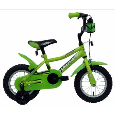 """Hauser BMX12"""" Puma zöld Gyerek Kerékpár"""