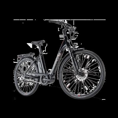 """Husqvarna Eco City 2 CB 418 28"""" 2021 női E-bike fekete"""