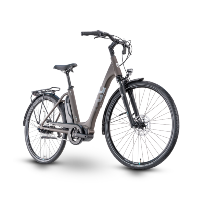 "Husqvarna Eco City 2 CB 504 26"" 2021 női E-bike bronz"