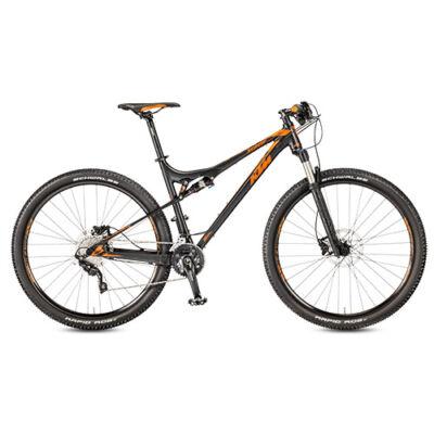 KTM Scarp 295 3F LTD 2018 Fully Mountain Bike