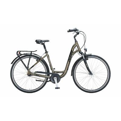 KTM City Line 28 2021 női City Kerékpár oak (black)