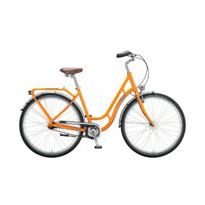 KTM Tourella 2021 női Classic Kerékpár mandarin (grey)