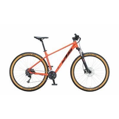 KTM Chicago Disc 291 2021 férfi Mountain Bike fire orange (black)
