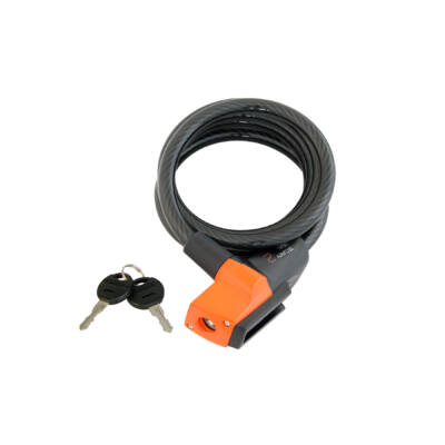 KTM Zár p.b.Trelock Cable Lock Key SK 215 / 150 / 10 with bracket