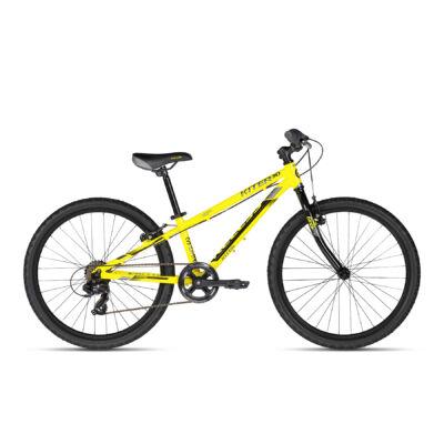 KELLYS Kiter 30 gyerek kerékpár 2018 neon yellow