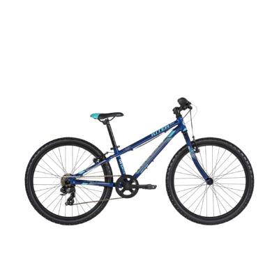 """KELLYS Kiter 30 Neon orange (24"""") 2019 gyerek kerékpár kék"""
