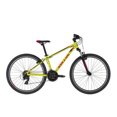 """KELLYS Naga 70 13.5 (26"""") 2020 Gyerek kerékpár neon lime"""