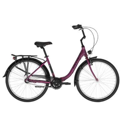 """Kellys Avery 10 26"""" 2021 női City Kerékpár"""